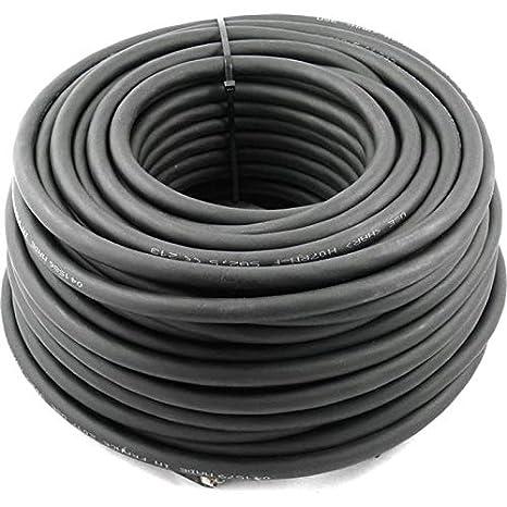 CEE Starkstromkabel 16A Verlängerungskabel 5x2,5mm² Gummischlauchleitung 3 m