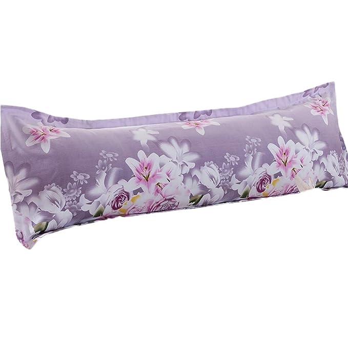 Amazon.com: Funda de almohada, Keepfit cómodo hogar sofá ...
