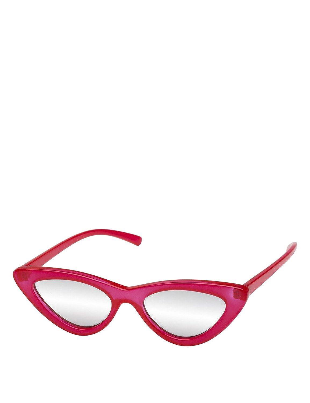 Le Specs Mujeres las últimas gafas de sol de lolita Rojo ...