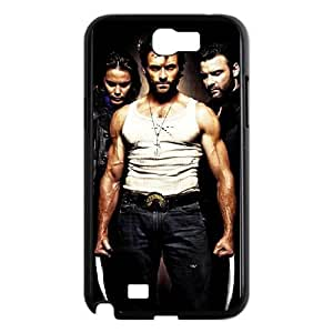 SamSung Galaxy Note2 7100 cell phone cases Black X Men fashion phone cases TGH894434
