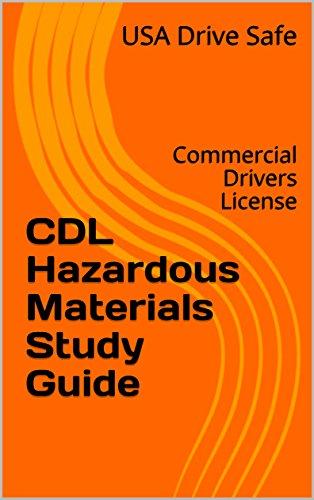 amazon com cdl hazardous materials study guide commercial drivers rh amazon com commercial drone license study guide commercial drone license study guide