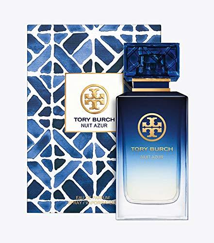 Tory Burch Tory Burch Nuit Azur Eau De Parfum Spray for Women, 3.4 Ounce, 100 ml ()