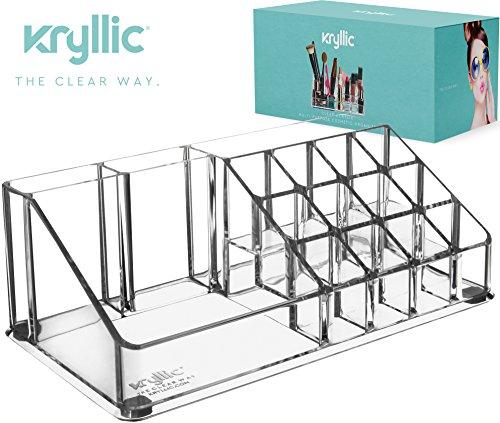 Lipstick Organizer Accessories Container Kryllic
