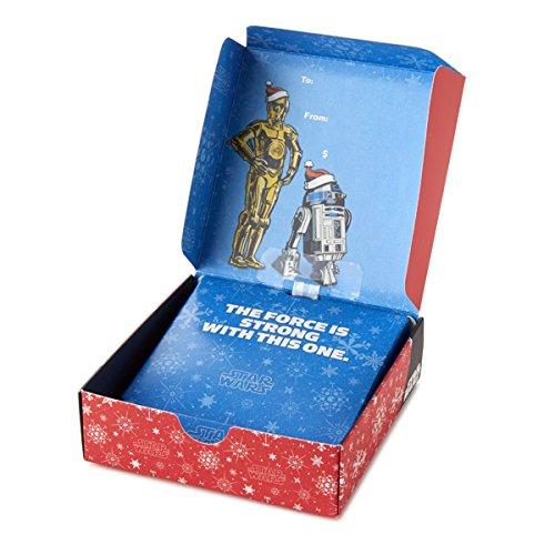 Hallmark Darth Vader™ Gift Card Holder Box with Sound