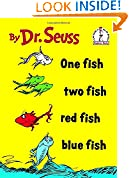#2: One Fish Two Fish Red Fish Blue Fish (I Can Read It All by Myself)