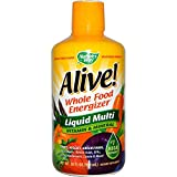 Nature's Way Alive! Multi-vitamin Max Potency Citrus Flavor 30 Oz. (Pack Of 2)