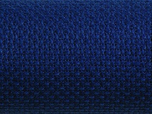 Charlescraft 14 HPI Gold Standard Aida Cross Stitch Fabric Navy Blue – per pack