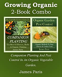 Growing Organic Companion Planting Vegetable ebook product image