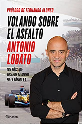Master Lap Volando Sobre El Asfalto - Antonio Lobato por Antonio Lobato