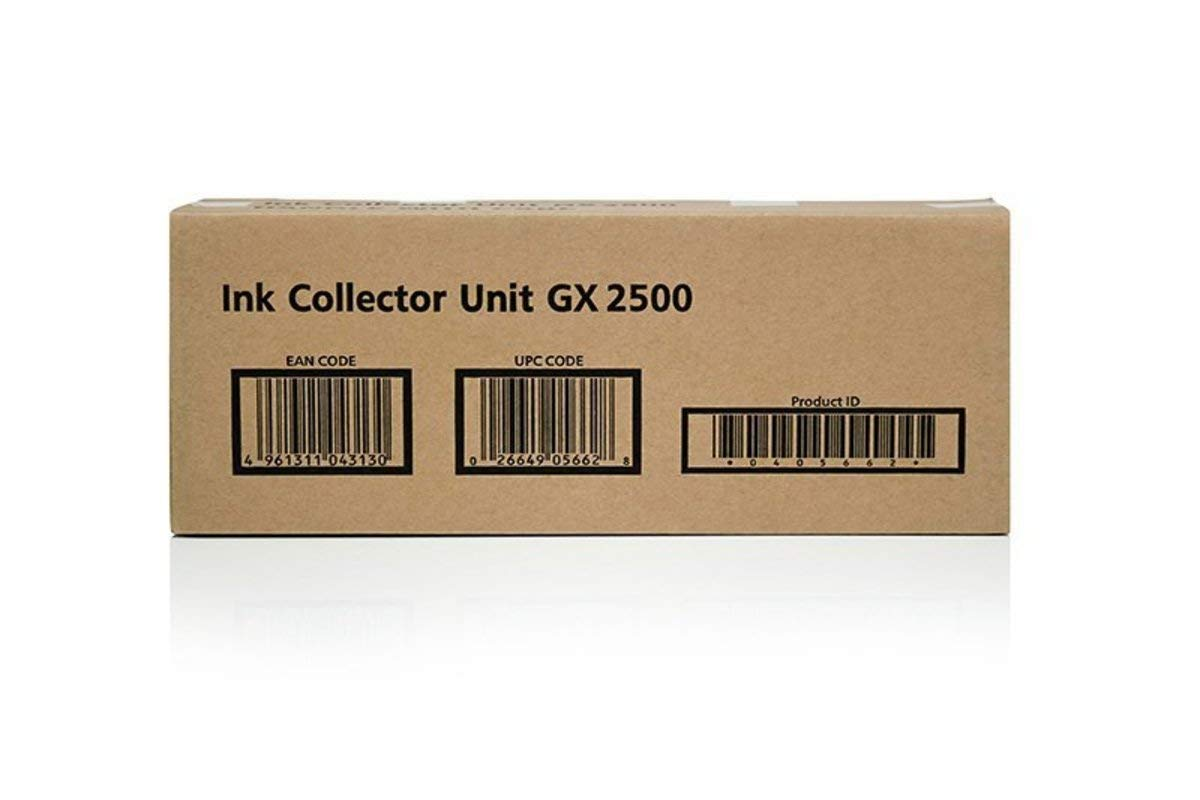 Ricoh Aficio GX 2500 405662 - original Ink waste box 16.000 Pages