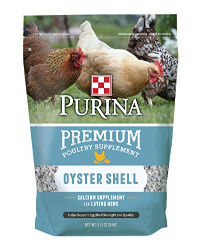 Land O'Lakes Purina 0044573 Oyster Shell Supplement, -