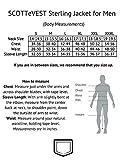 Men's SCOTTeVEST Jacket - 25 Pockets - Travel