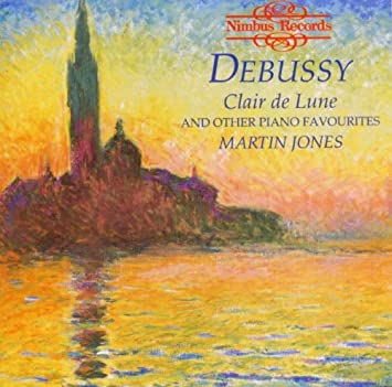 CLAUDE DEBUSSY - Claire de Lune & Other Piano Favorites