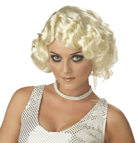 Blonde Cabaret Wig (Blonde;One Size) for sale  Delivered anywhere in Canada