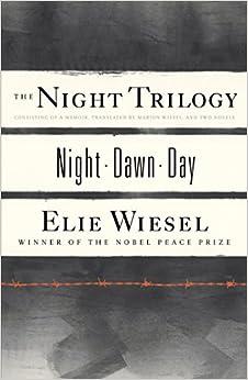 Amazon.com: The Night Trilogy: Night, Dawn, Day (9780809073641 ...