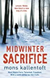 Midwinter Sacrifice by Mons Kallentoft front cover