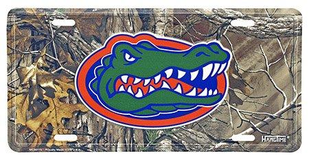 Florida Gators Real Tree Camo License (Florida Gators Tool)