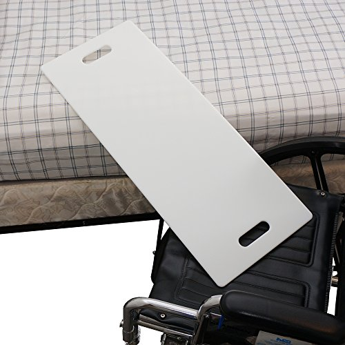 MTS Medical Supply SafetySure Plastic Transfer Board, 23 Inch (Transfer Board Plastic)