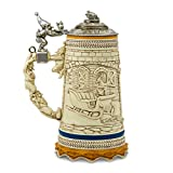 Hallmark Keepsake 2017 Beer Stein Dated Christmas Ornament