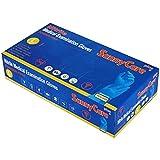 1000 SunnyCare #8203 Blue Nitrile Medical Exam