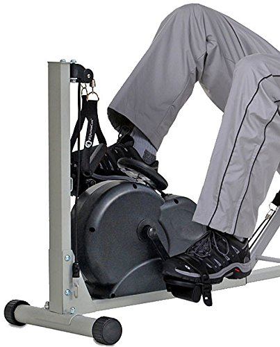 VQ ActionCare Resistance Chair Smooth Rider Pedal Exerciser Attachment by VQ ActionCare