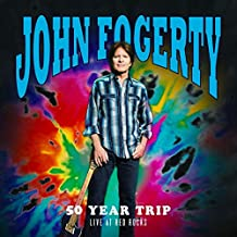 John Fogerty - '50 Year Trip: Live At Red Rocks'