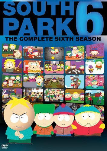 South Park: Season 6 by Comedy Central