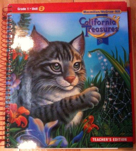 California Treasures: Grade 1 Unit 2 (A Reading/Language Arts Program, Grade 1 Unit 2)