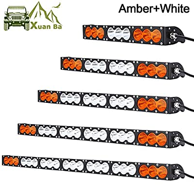 Single Row 10W/Pcs LED Light Bar