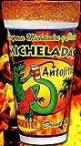 Antojitos Michelada 24oz Cup Ready to Use - Caliente Flavor (Case of 24)