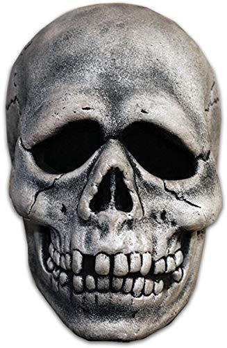 Silver Mask For Halloween (Trick or Treat Studios Men's Halloween III-Skull Mask, Multi, One)