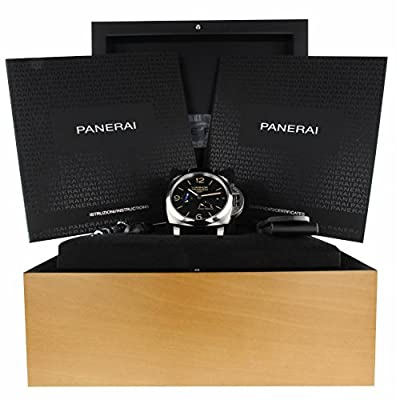 Panerai Luminor 1950 Automatic-self-Wind Male Watch PAM01321 (Certified Pre-Owned) from Panerai