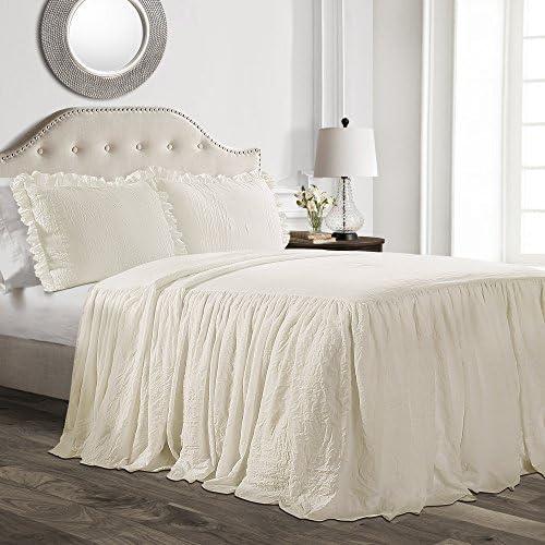 Lush Decor Ruffle Skirt Bedspread product image