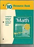 Middle School Math, Course 3, MCDOUGAL LITTEL, 0618268928