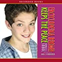 Encyclopedia Brown Keeps the Peace Audiobook by Donald Sobol Narrated by Greg Steinbruner