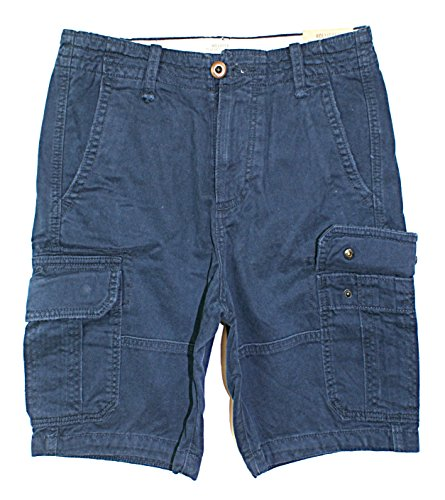 Hollister Men's Classic Fit Cargo Shorts (Inseam: 10