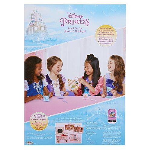 51slfCI0EIL - Disney Princess Royal Story Time Tea Set Pretend Play Toys