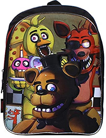 Amazon.com   Five Nights at Freddys 3D Molded Freddy Foxy and Chica ... 7171d51b14