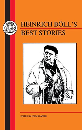 Böll's Best Stories (German Texts)