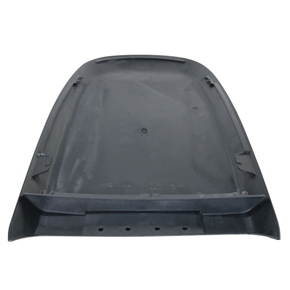 Universal Fitment Fit ABS Air Flow Hood Vent Scoop Bonnet Cover V4 Style length 27'' width 16.5'' height 2'' by IKON MOTORSPORTS by IKON MOTORSPORTS (Image #7)