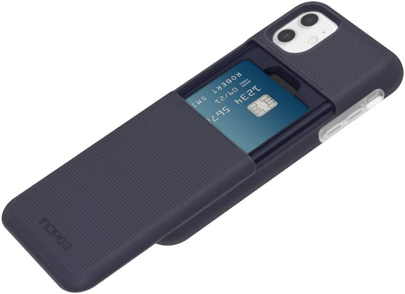 Incipio Stashback 2.0 Compatible with Apple iPhone 11 - Blue