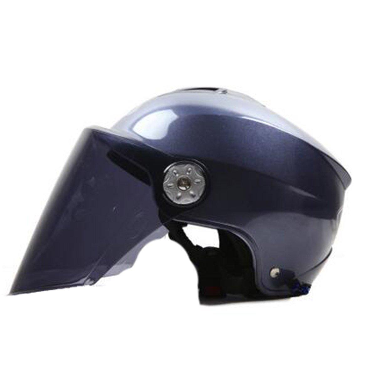 TZQ Bunte Lens Equestrian Knight Sommer Männer Frauen Sun Motorrad Kopf Frühling Herbst Helm Helm