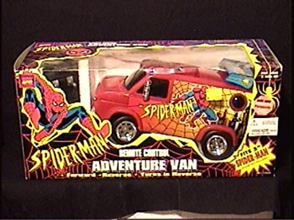 Marvel Spider Man RC Remote Control Buggy Vehicle Pre Order