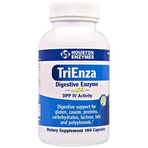 Houston Enzymes TriEnza Activity Capsules