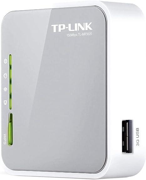 Tp-Link N150 - Router 3G