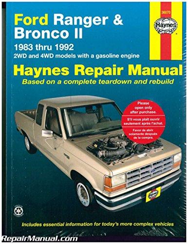 ford ranger 1992 - 4