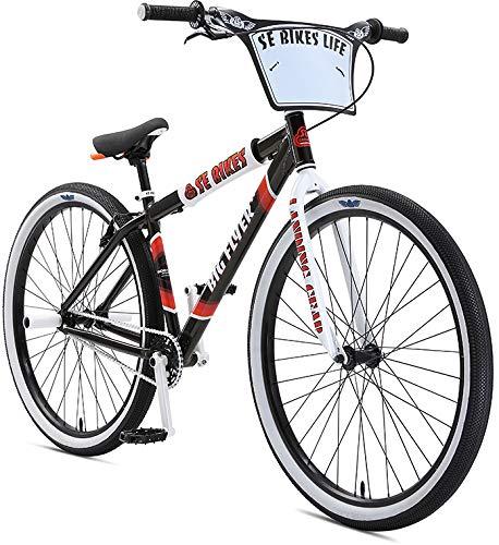 SE Big Flyer 29 BMX Bike Black Sparkle Mens Sz 29in