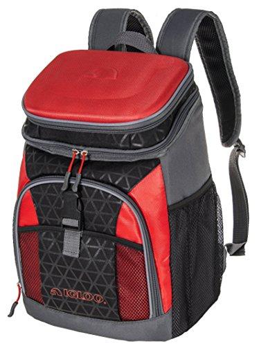 Igloo Backpack Sport Brights Black