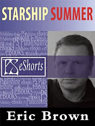 book cover of Starship Summer