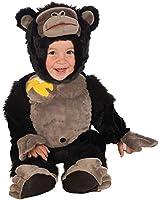 Forum Novelties Baby Boy's Plush Cuddlee Gorilla Costume